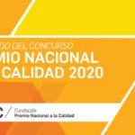 Resultado del concurso PNC edición 2020